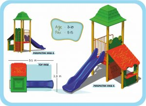 Childrens Playground System